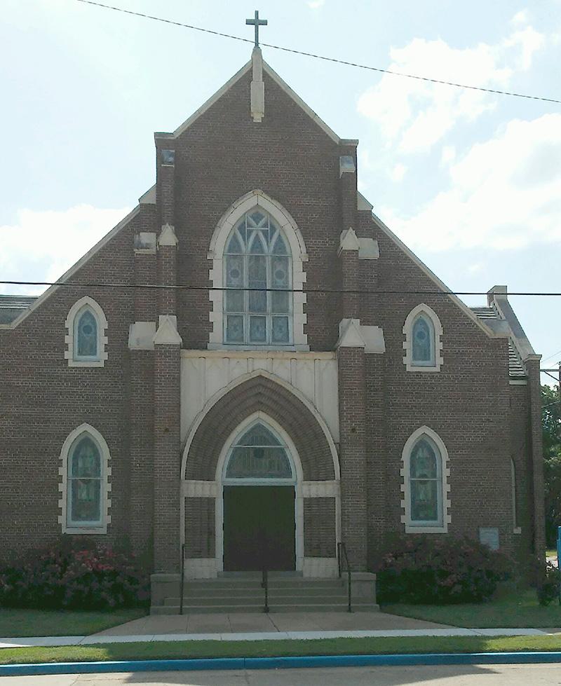 St  Joseph's Catholic Church | Marlin Texas Chamber of Commerce